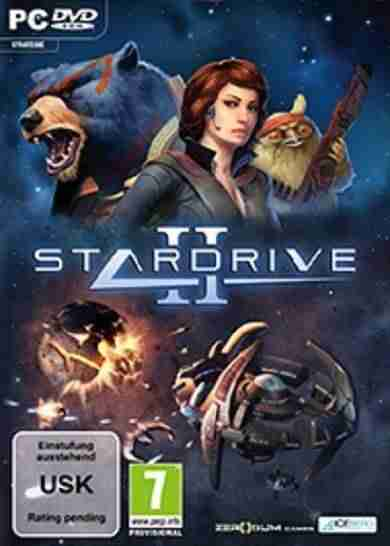 Descargar StarDrive 2 [MULTI5][ACTiVATED] por Torrent